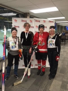 2018 ladies spiel winners