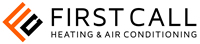 Logo-First Call Heating & Air Conditioning